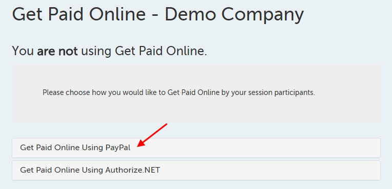 Get Paid Online Using PayPal